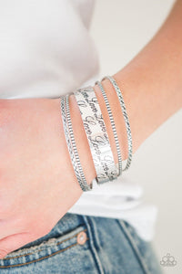Literally Loveable - Silver - Jewels N' Thingz Boutique