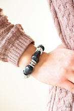 Load image into Gallery viewer, Stone Age Stunner - Black: Paparazzi Accessories - Jewels N' Thingz Boutique