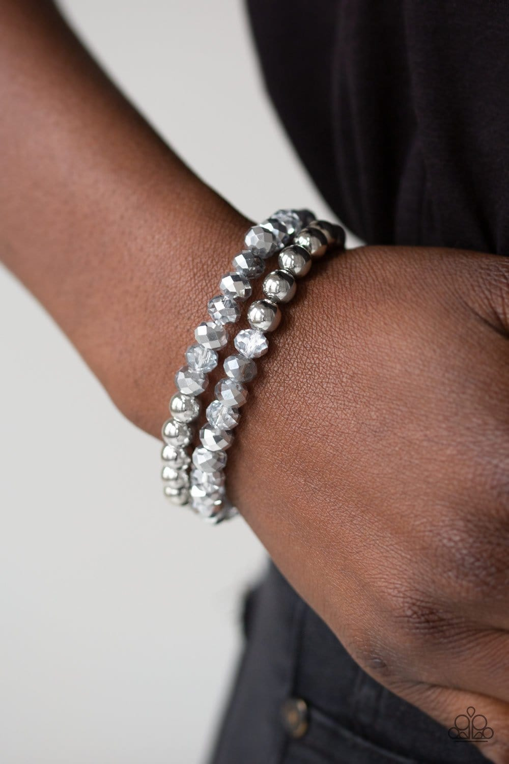 Chroma Color - Silver: Paparazzi Accessories - Jewels N' Thingz Boutique