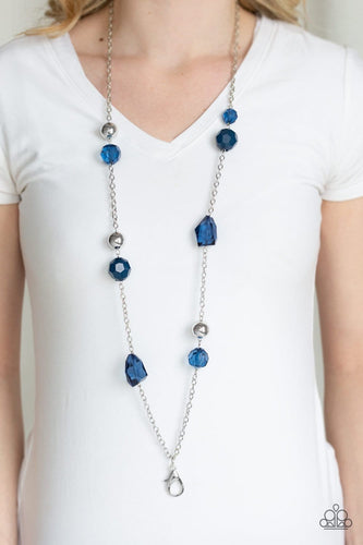 Royal Roller - Blue: Paparazzi Accessories - Jewels N' Thingz Boutique