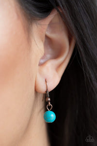 Southern Heart - Turquoise: Paparazzi Accessories - Jewels N' Thingz Boutique