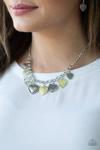 Grow Love - Yellow: Paparazzi Accessories - Jewels N' Thingz Boutique