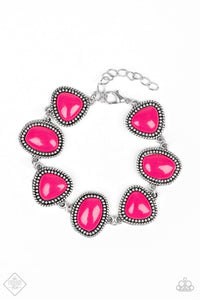Vividly Vixen - Pink: Paparazzi Accessories - Jewels N' Thingz Boutique