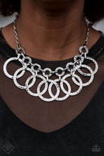 Load image into Gallery viewer, Jammin Jungle - Silver: Paparazzi Accessories - Jewels N' Thingz Boutique