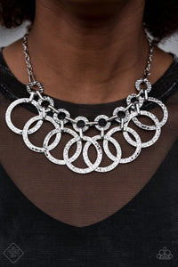 Jammin Jungle - Silver: Paparazzi Accessories - Jewels N' Thingz Boutique