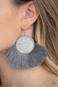 Foxtrot Fringe - Grey - Jewels N' Thingz Boutique