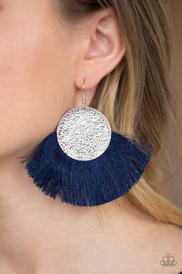Foxtrot Fringe - Blue - Jewels N' Thingz Boutique