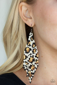 Bodacious Bombshell - White: Paparazzi Accessories - Jewels N' Thingz Boutique
