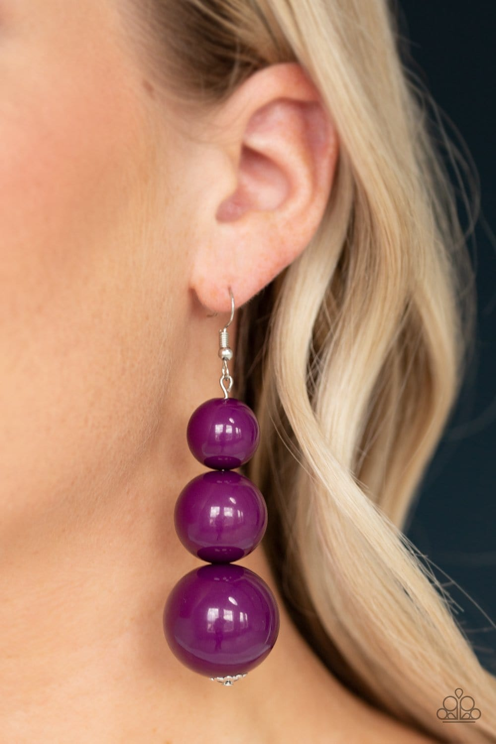 Material World - Purple: Paparazzi Accessories - Jewels N' Thingz Boutique