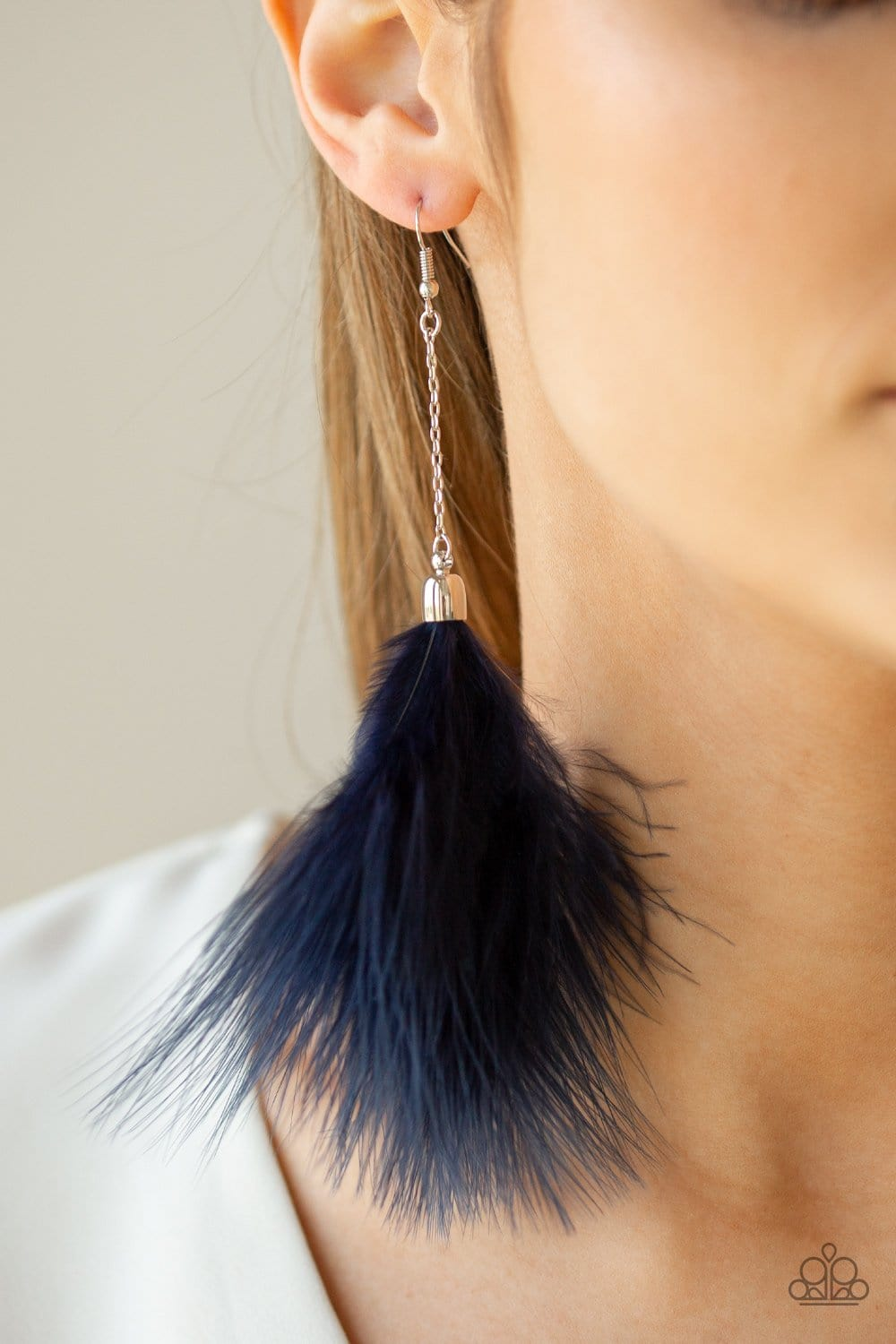 Birds of Paradise - Blue: Paparazzi Accessories - Jewels N' Thingz Boutique