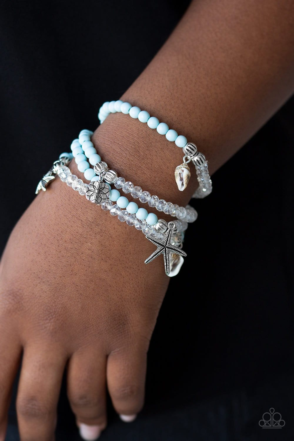Ocean Breeze - Blue: Paparazzi Accessories - Jewels N' Thingz Boutique