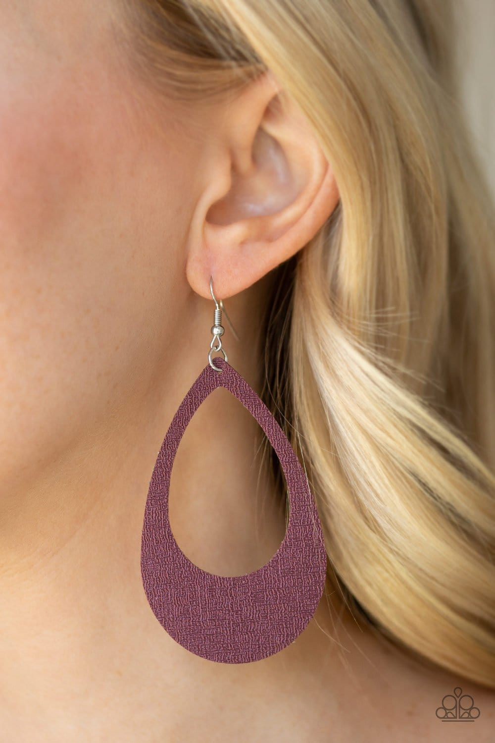 What a Natural - Purple: Paparazzi Accessories - Jewels N' Thingz Boutique