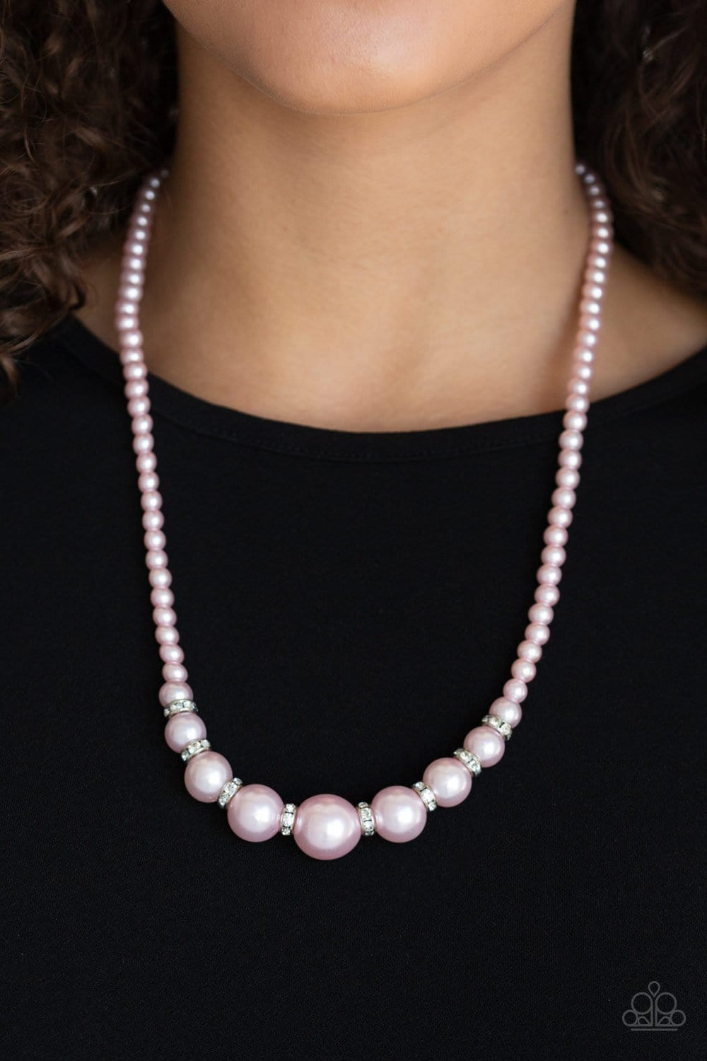 SoHo Sweetheart - Pink: Paparazzi Accessories - Jewels N' Thingz Boutique