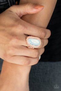 Paparazzi: For ETHEREAL! - Rose Gold Ring