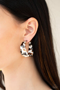 Havana Heat Wave - White: Paparazzi Accessories - Jewels N' Thingz Boutique