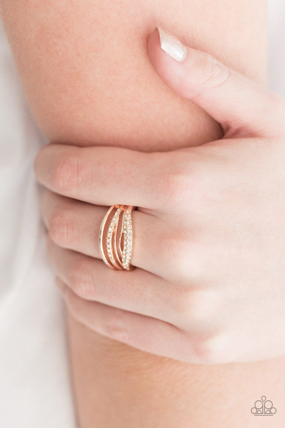 Bank On It - Rose Gold - Jewels N' Thingz Boutique