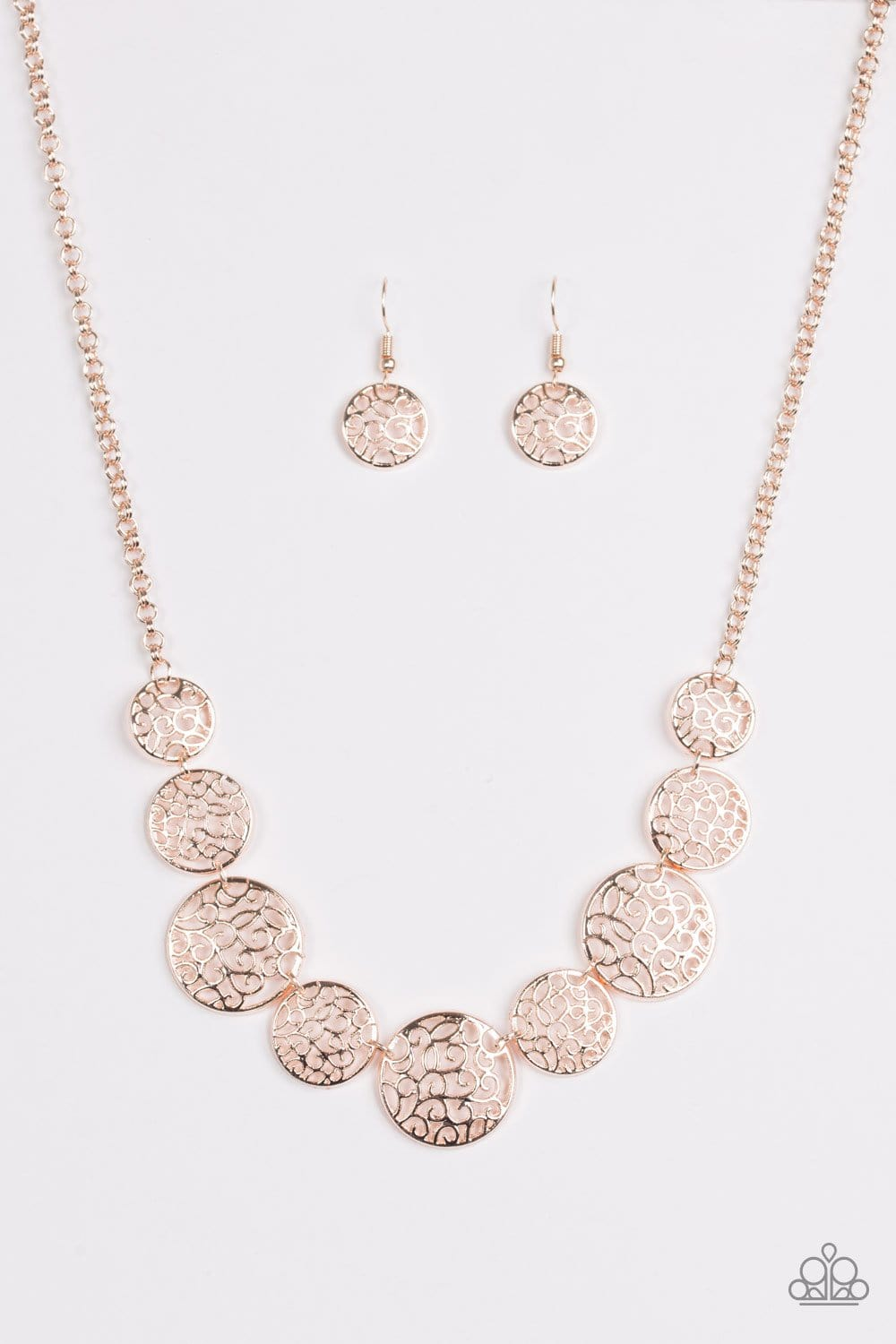 All The Time In The WHIRL - Rose Gold - Jewels N' Thingz Boutique