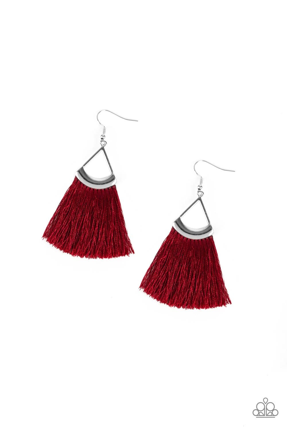 Tassel Tuesday - Red