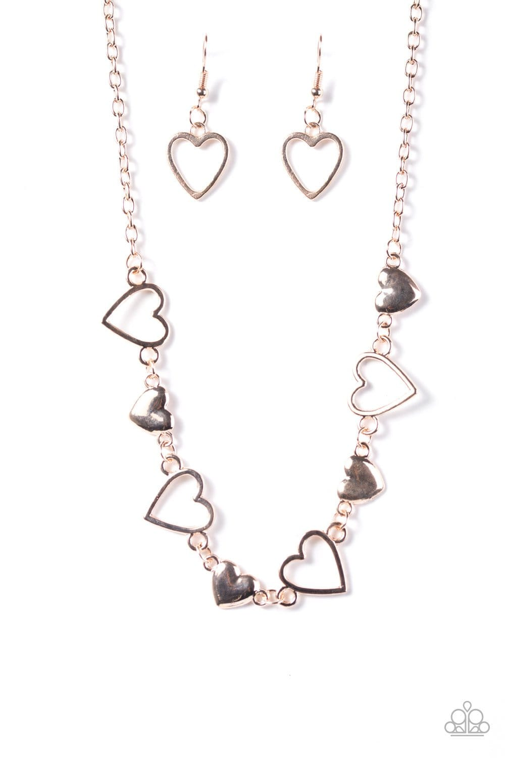 Hustle and Heart - Rose Gold - Jewels N' Thingz Boutique