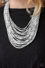 Load image into Gallery viewer, Paparazzi: Rio Rainforest - White Seed Bead Necklace - Jewels N' Thingz Boutique