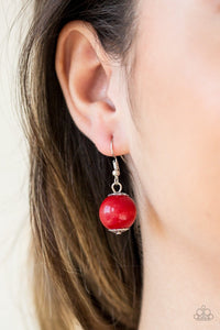 Tahiti Tropic - Red: Paparazzi Accessories - Jewels N' Thingz Boutique