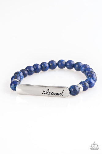 Born Blessed - Blue - Jewels N' Thingz Boutique