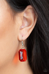 ICE Versa - Red: Paparazzi Accessories - Jewels N' Thingz Boutique