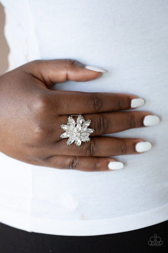 Paparazzi Accessories:  Am I GLEAMing? Ring - Life Of The Party Exclusive