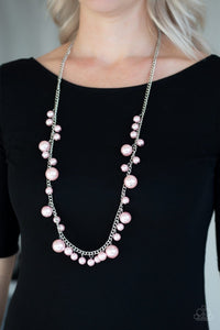 Theres Always Room At The Top - Pink: Paparazzi Accessories - Jewels N' Thingz Boutique