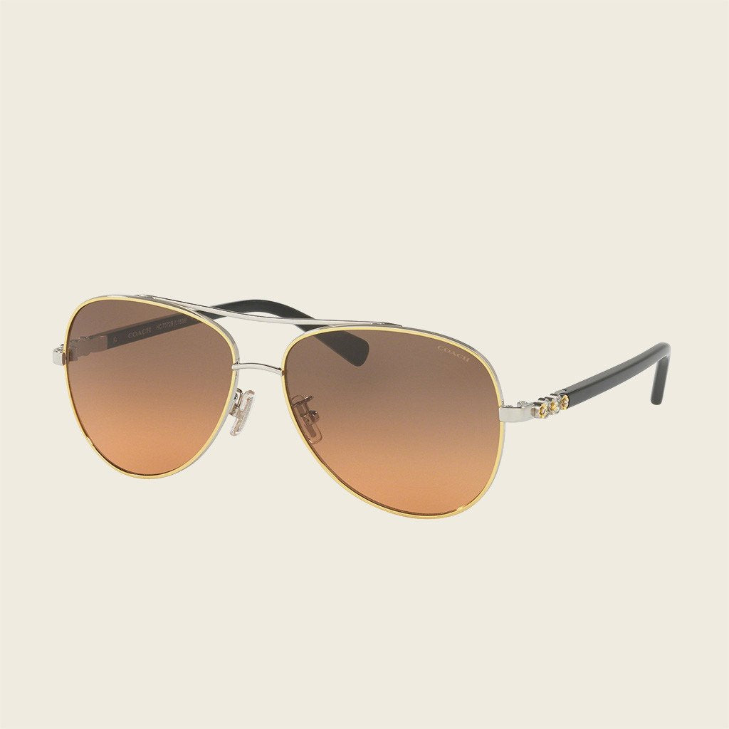 Coach HC7072B 930295 Sunglasses