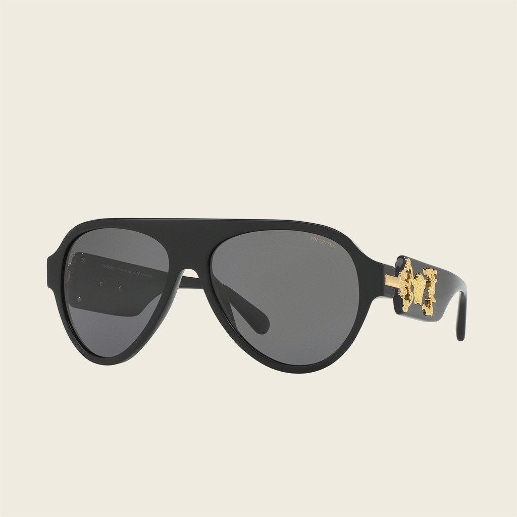 061bb4b84dfb Versace VE4323 GB1 81 Sunglasses – Ascot Sunglasses   Accessories