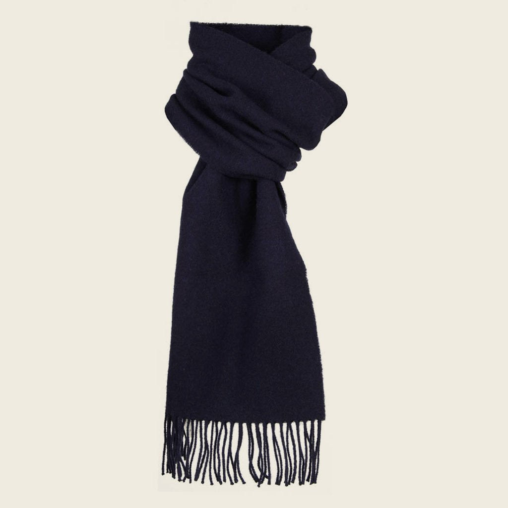 Dents 2-2002 Navy Scarves