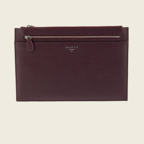 Dents 23-3221 Burgundy Crossbody/Clutch