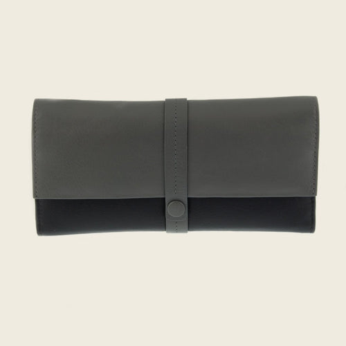 Dents 23-3222 Grey/Black Wallet
