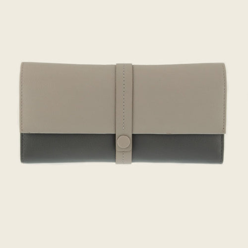 Dents 23-3222 Off White/Grey Wallet