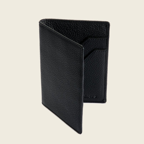 Dents 23-5507 Black Wallet