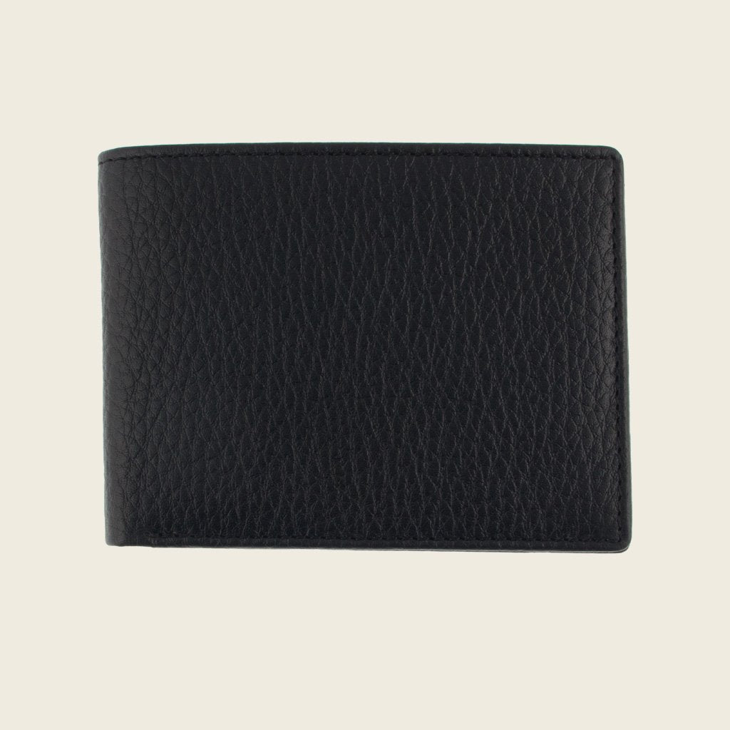 Dents 23-5509 Black Wallet