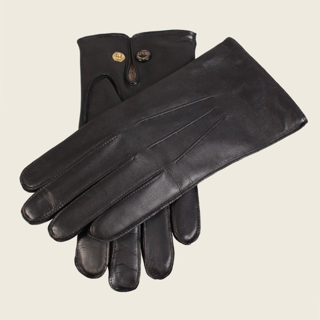 Dents 75-0019 Black Gloves