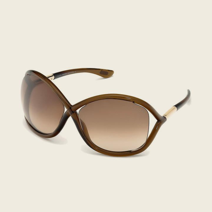 Tom Ford FT0009 692 WHITNEY Sunglasses