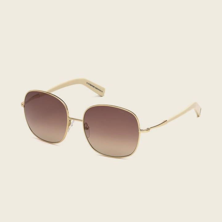 Tom Ford FT0499 28K GEORGINA Sunglasses