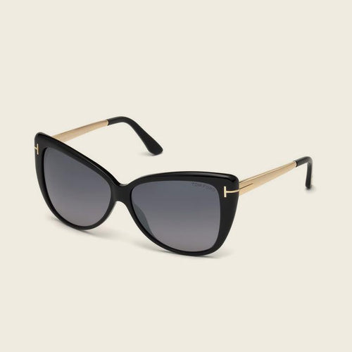 Tom Ford FT0512 01C REVEKA Sunglasses