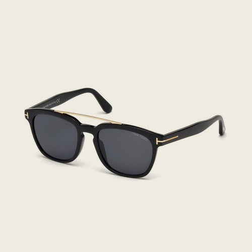 Tom Ford FT0516 01A HOLT Sunglasses