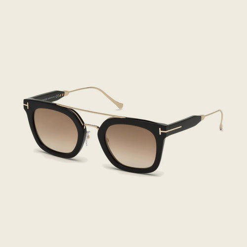 Tom Ford FT0541 01F ALEX Sunglasses