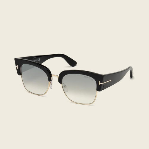 Tom Ford FT0554 01C DAKOTA Sunglasses