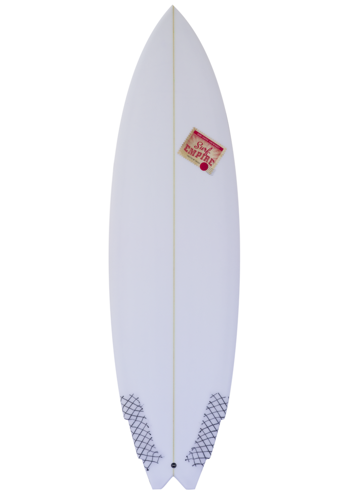 Double Flyer Quad 6'4""