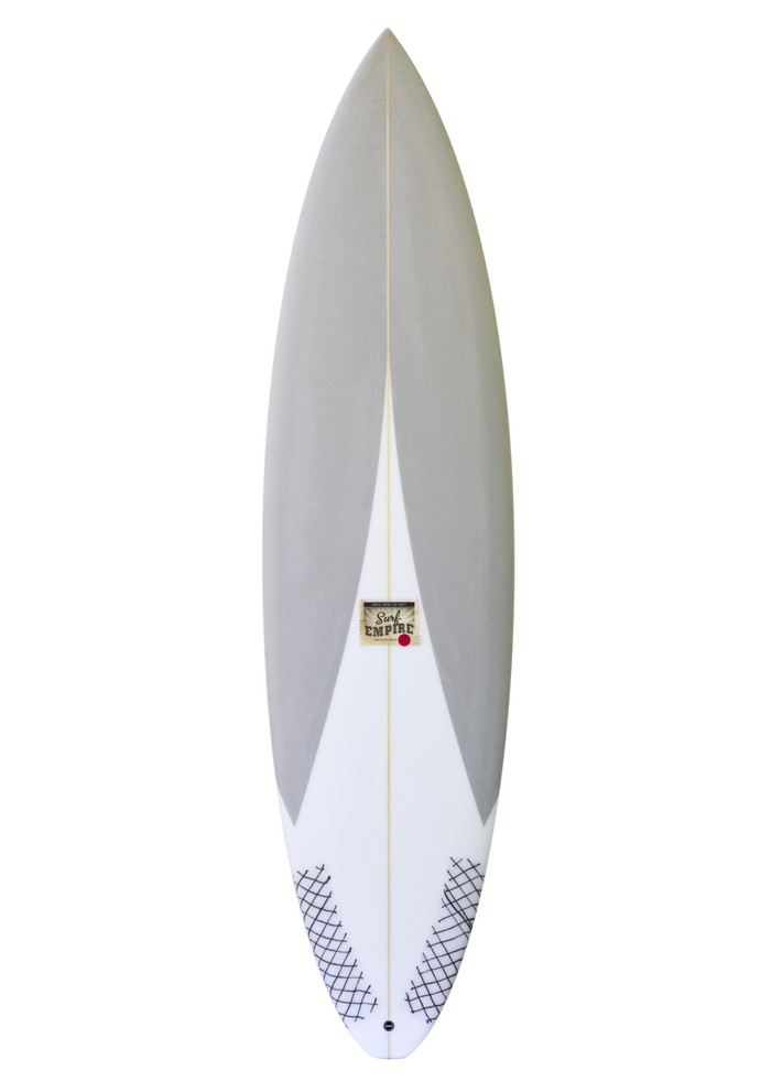 "Arrow 6'10"" Steel Grey"