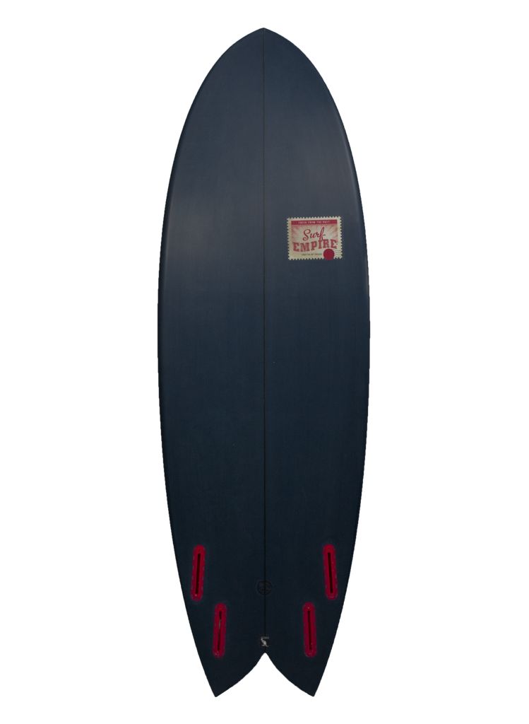 Surf Empire Fish 5'10""