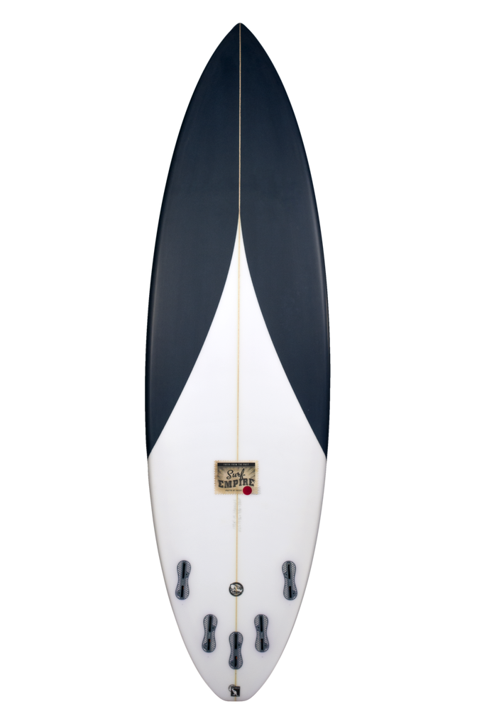 "Arrow 6'4"" Deep Blue"
