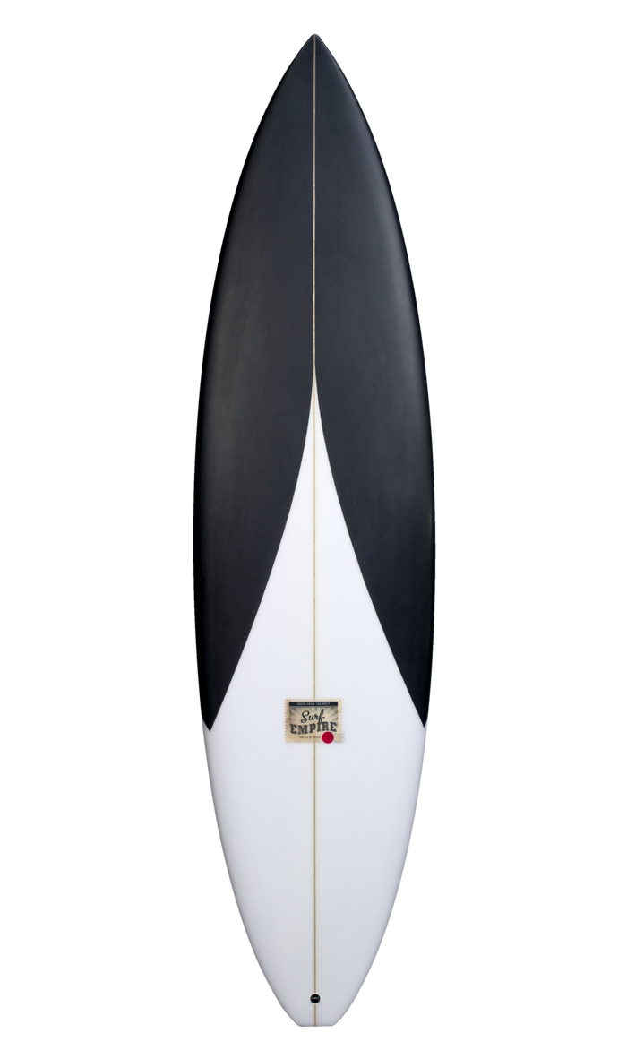 "Arrow 6'10"" Black"
