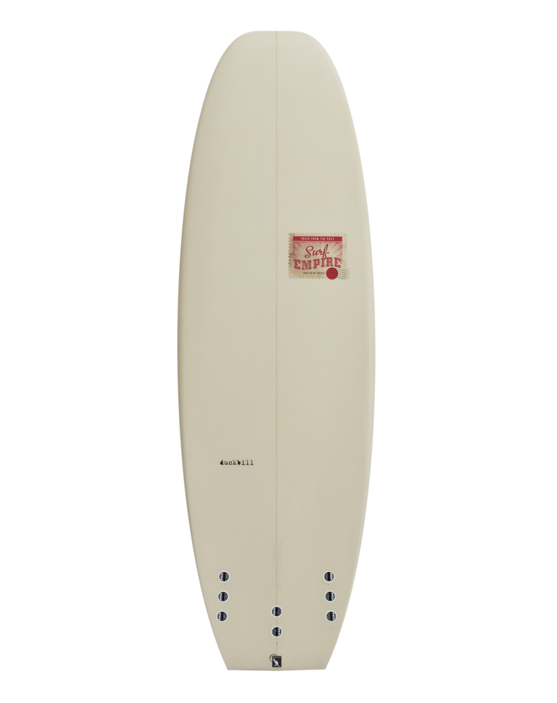 Mini Simmons 'Duckbill' 5'10""